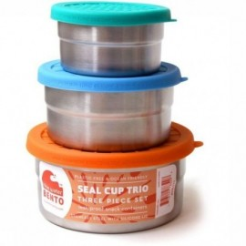 Ecolunchbox Eco Seal Cup Trio