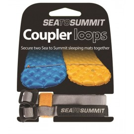 Sea to Summit Mat Coupler Kit Loops-Slaapmat koppeling